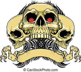 crani, triplo