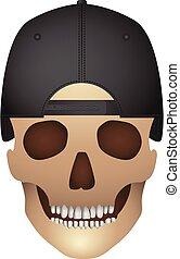 cranio, cappello