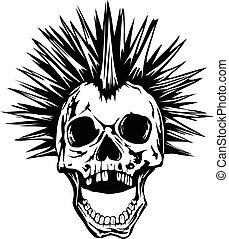 cranio, punk