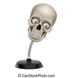 cranio, souvenir