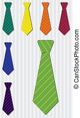 cravatta, set