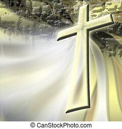 cristiano, croce