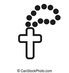 cristiano, rosario, logotipo