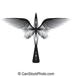 croce, ali
