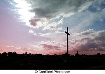 croce, campo