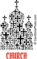 croce, cristianesimo, simboli, religione, chiesa, icon.