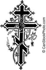 croce, illustrazione