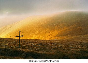 croce, montagna