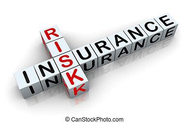 cruciverba, 3d, risk', 'insurance