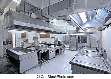 cucina, commerciale