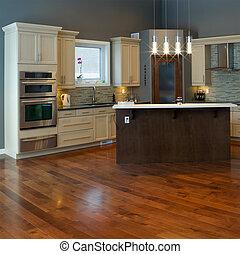 cucina, disegno interno