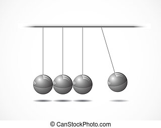culla, equilibratura, palle newton