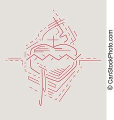cuore, sacro