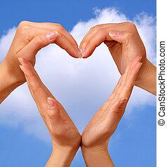 cuore, simbolo, 3