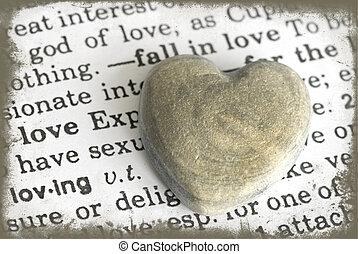 cuore, testo