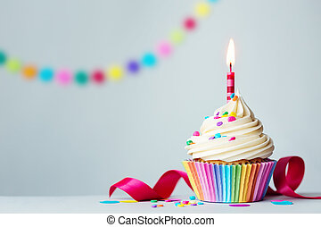cupcake, compleanno