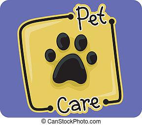 cura animale domestico