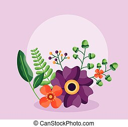 data, risparmiare, fiori, scheda, matrimonio