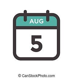 data, scadenze, 1, appuntamento, giorno, o, calendario, calandrare, aprile