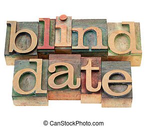 data, tipo, letterpress, cieco