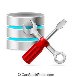 database, icona