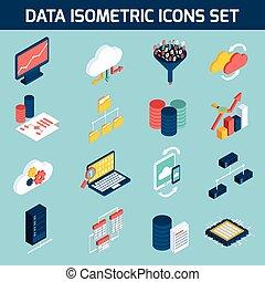dati, analisi, icone