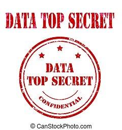 dati, cima segreto