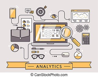 dati, concetto, analytics