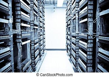 dati, rete, centro
