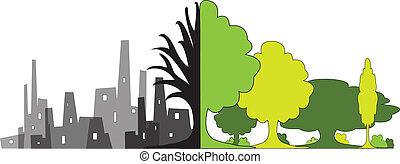 degradazione ambientale
