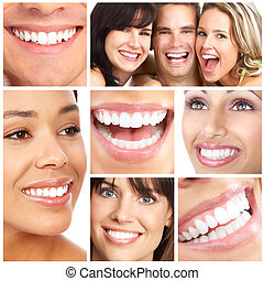 denti, sorrisi