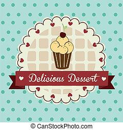 dessert, delizioso