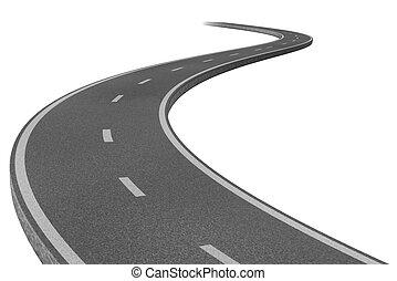 destinazione, autostrada