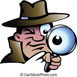 detective, ispettore