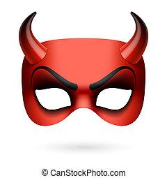 diavolo, maschera