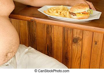 dieta poco sana