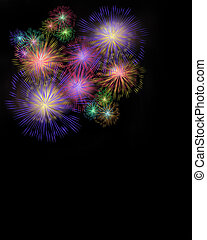 digitale, fireworks