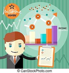 dinamica, concetto, reddito