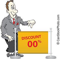 direttore, offerte, discounted