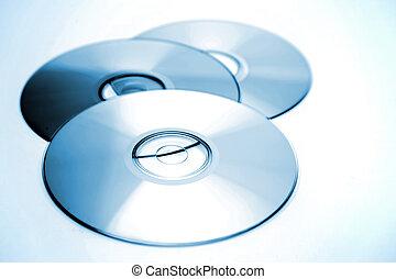 dischi, compatto