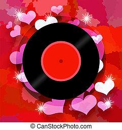 disco, amare canzone