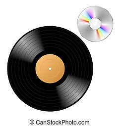 disco, vinile, cd
