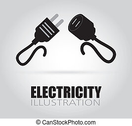 disegno, elettrico