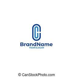 disegno, logotipo, vettore, cc, chiesa
