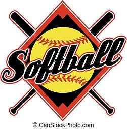 disegno, softball