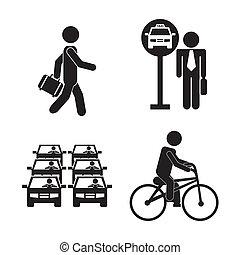 disegno, trasporto