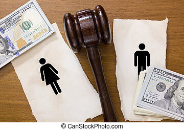 divorzio, sezione