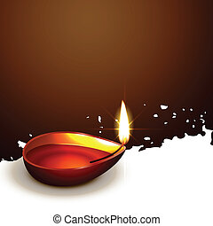 diwali, fondo, creativo