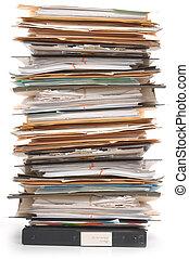 documenti, pila