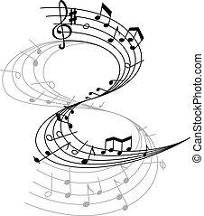 doga, musica, otes